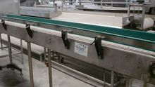 Slat chain conveyor 0336