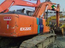 Used 2007 Hitachi EX