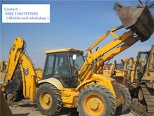 Used 2008 JCB 4CX OC