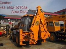 Used 2011 JCB 4CX OC
