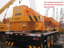 Used 2013 XCMG QY50K
