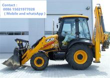 Used 2013 JCB 3CX 4C