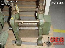 Roling machine #1151