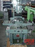 HAUSER 3BA Jig boring machine #