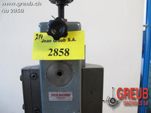 HUGI 200 Foot press #2858
