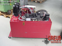 KUMA ET-WT 2X3206 Hydraulic uni