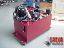 BKW ETWT 2X 3206 Hydraulic unit