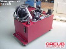 BKW ETWT 2X 3206 Hydraulic unit