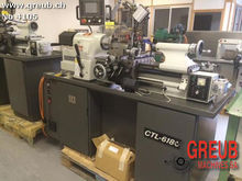 CYCLEMATIC CTL-618E Turning lat