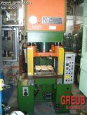 LOCATELLI 125.4C Hydraulic pres