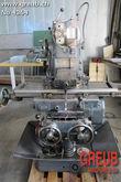 SCHAUBLIN 51 Milling machine #4