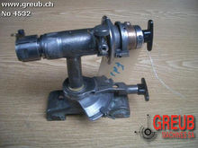manual spindle