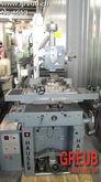 HAUSER 3 BA Jig boring machine
