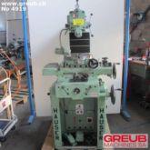 HAUSER 2 A3 Jig boring machine