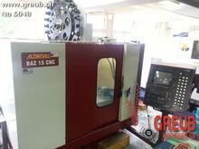 ALZMETAL BAZ15CNC Cnc milling m