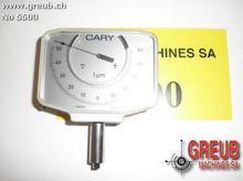 CARY MCA8 Dial indicator #5500