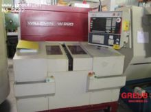 WILLEMIN MACODEL W220 Cnc turni