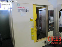 FANUC ROBODRILL T21IE Machining