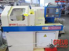 TSUGAMI NP4W-II Automatic lathe