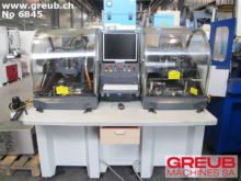 ALMAC GR 600 TWIN Graving machi
