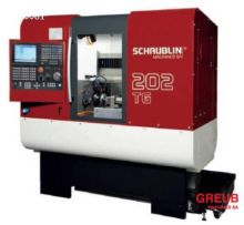 Used SCHAUBLIN 202 T