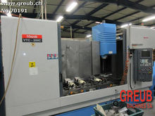 MAZAK VTC-200C Vertical machini