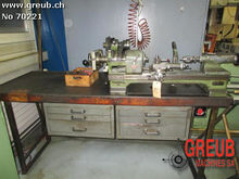 Used SCHAUBLIN Turni