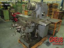 SCHAUBLIN 53 Milling machine #7
