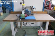 GENEX Glazing machine #7216