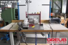 GENEX Glazing machine #7238