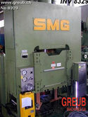 SMG DS 160 1000/850 Hydraulic p