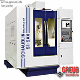 Used SCHAUBLIN 51-5A