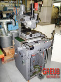 HAUSER 2SO Jig boring machine #