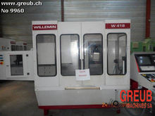 Used WILLEMIN MACODE