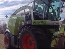Used CLAAS JAGUAR 96