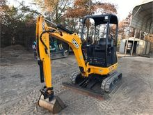 Used 2015 JCB 8018CT