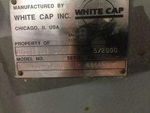 Used 2000 White Cap