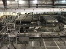 Complete Glass Bottling Line fo