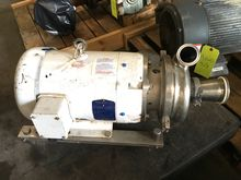 TriClover 10HP Centrifugal Pump