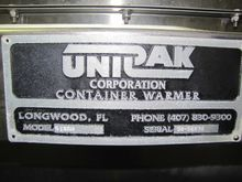 1994 Uni-Pak 618RH Can Warmer