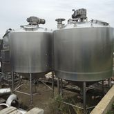 Walker 1000 Gallons Stainless S