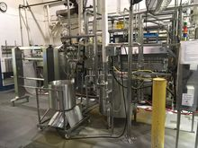 Line 1 HTST Pasteurizer System