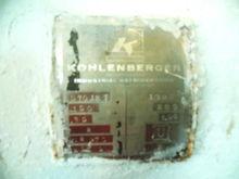 Kohlenberger D70 127 Chiller
