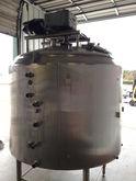 Cherry Burrell 500 Gallons Stai