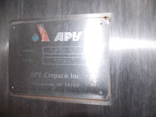 APV R56-S Plate Heat Exchanger