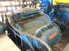 Vilter 446 Ammonia Compressor