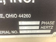 2006 Hamrick 1290D Case Packer