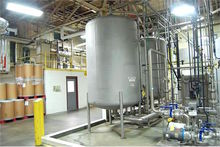 Water Processing System with St