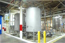 Water Processing System with Hi