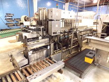 Hartness 100 Case Packer
